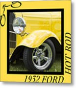 Hot Rod 10 Metal Print