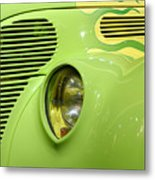 Hot Rod Ford Coupe 1938 Metal Print