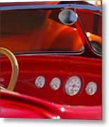 Hot Rods Metal Print