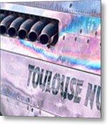Hot Stuff Metal Print