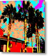 Hot Winter Metal Print by Eikoni Images