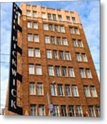 Hotel Pickwick - San Francisco Metal Print