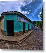 House Of Altagracia De Orituco Metal Print
