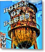 House Of Blues Orlando Metal Print