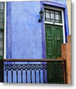 House Of Color 2 Metal Print