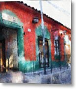 House Of El Hatillo Metal Print