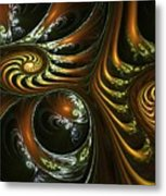 House Of Mirrors Metal Print