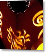 House Of Runes 2 By Darian Day Metal Print