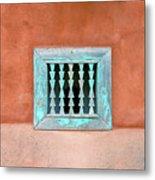 House Of Zuni Metal Print