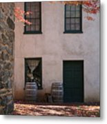 House Off Of Potomac St. Metal Print
