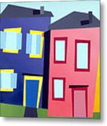 House Party 11 Metal Print