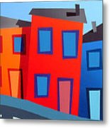 House Party 12 Metal Print