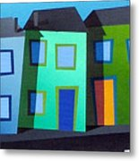 House Party 14 Metal Print