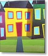 House Party 16 Metal Print