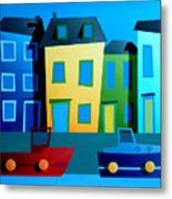 House Party 9 Metal Print