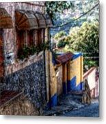 Houses Of Hatillo Metal Print