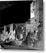 Houses Of The Holly Metal Print
