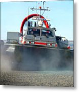 Hover Craft Metal Print by Anthony Jones