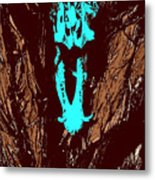 Scream Metal Print