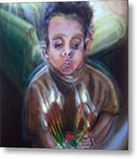 How Many Candles Is That? Metal Print