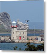 Howth Lighthouse 0005 Metal Print