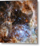 Hubble Finds Massive Stars Metal Print