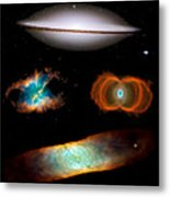 Hubble Greatest Hits Metal Print