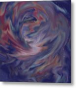 Hubble One Metal Print
