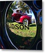 Hudson Reflections Metal Print