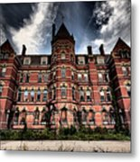 Hudson River Psych Center  Metal Print