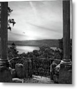 Hudson River Views Metal Print