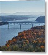 Hudson Valley Metal Print