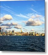 Hudson Waterfront Metal Print