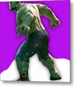 Hulk Collection Metal Print