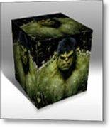 Hulk Metal Print