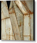 Hull Detail Metal Print