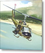 Hunter Hueys Metal Print