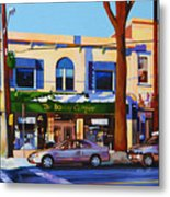 Huntington Village Metal Print