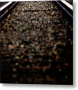 Hurtling Toward Me Metal Print