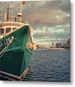 Hyannis Harbor Cape Cod Massachusetts Metal Print