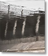 Hydro Dam Number One Metal Print