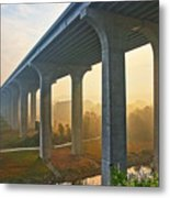 I-80 In Cuyahoga Valley National Park Metal Print