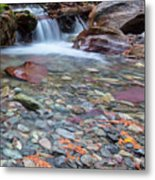 I Am Haunted By Water Metal Print