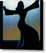 I Am Woman Metal Print