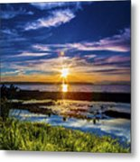 I Can Dream, Can't I? Metal Print