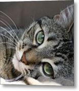 I Get Lost In Your Eyes Metal Print