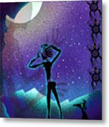 I Had A Dream About You Metal Print