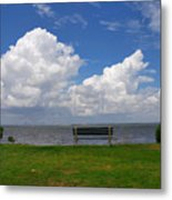 I Have Been Sitting There Many Times Metal Print