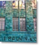 I. Magnin Oakland Metal Print