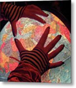I See Travel In Your Future Metal Print